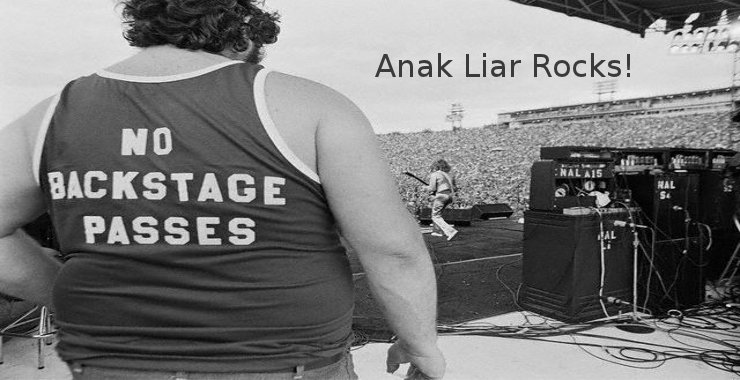 Anak Liar Rocks!