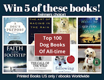 Win 5 top dog books!