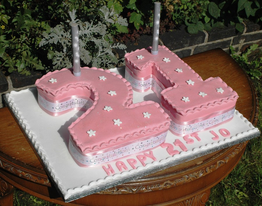 21st Birthday Cake Birthday Cake Pic Birthday Cake Cupcake