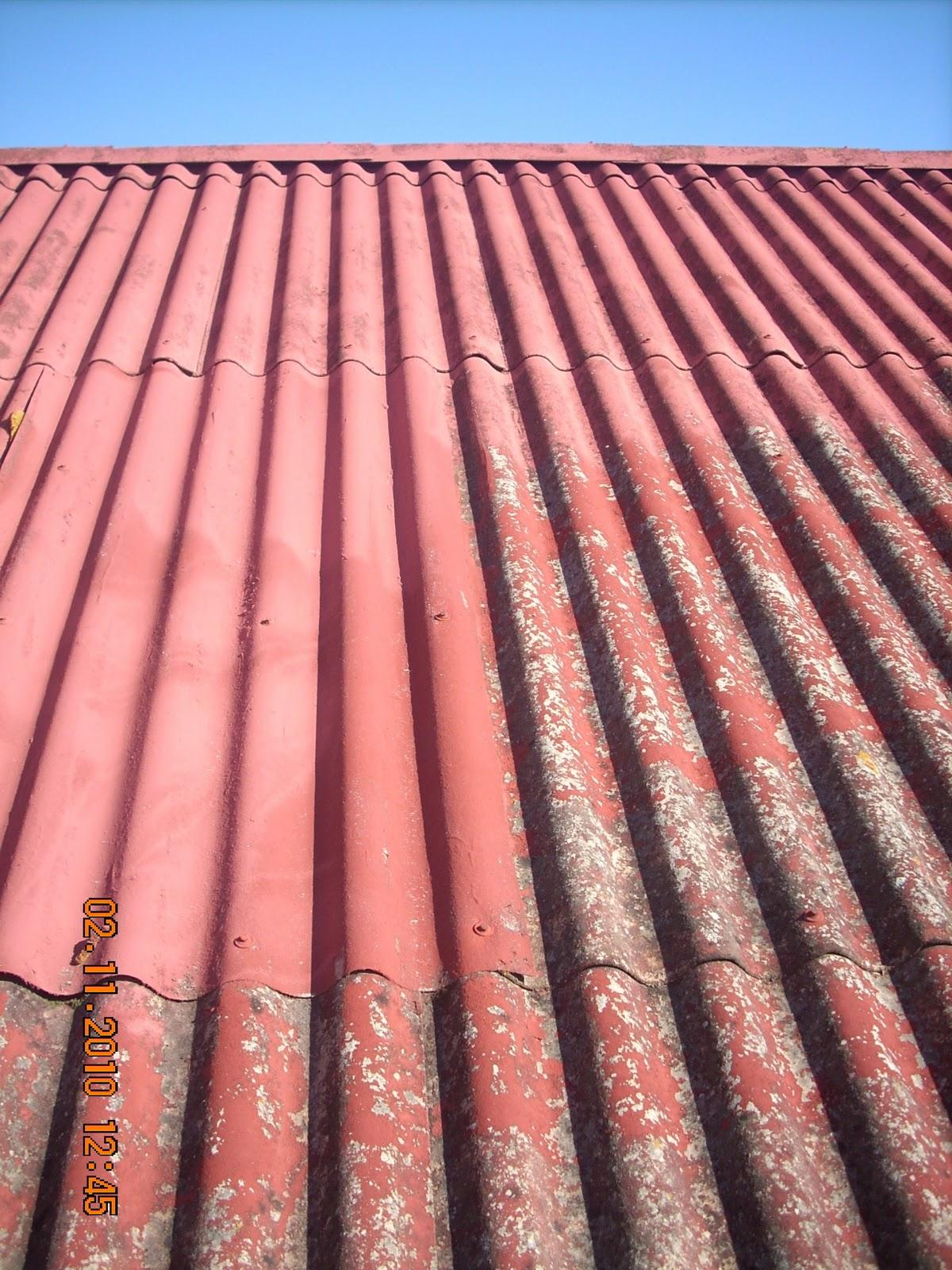 Metal y amianto cambio tejado uralita con amianto por - Tejados de uralita ...