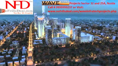 Wave Infratech Noida