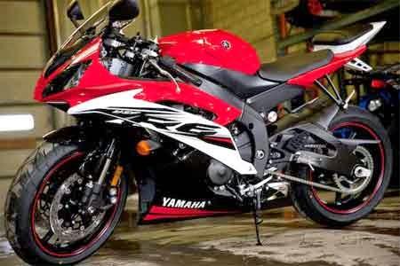 Yamaha R6 terbaru 2015