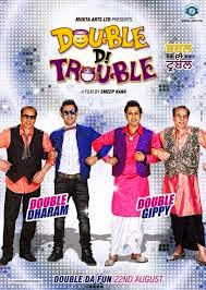 Double Di Trouble 2014 Full Punjabi Movie Free download (torrent, 3Gp, MP4, AVI, HD, HQ,720p, DVDscr)