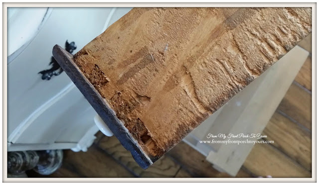 Dove Tail Joints- Vintage Pie Safe-Treasure Hunt Thursday- From My Front Porch To Yours
