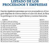 4 CORROMPIDOS DEJARON ESCAPAR ESTOS CORRUPTOS CON CERCA DE 2 MIL MILLONES EN CORRUPCIÓN...