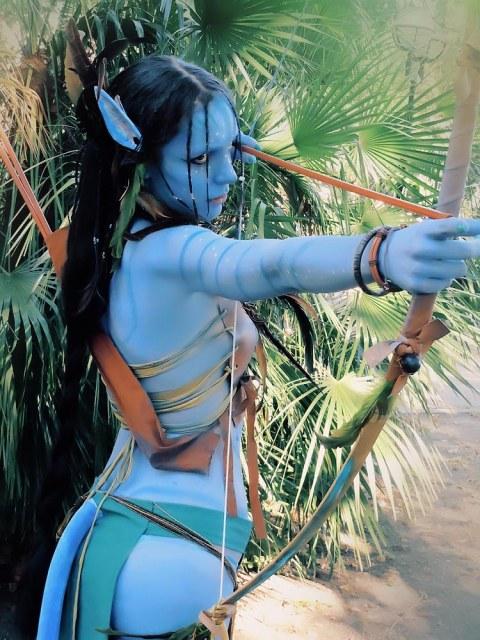 Neytiri avatar cosplayAvatar Neytiri Full Body