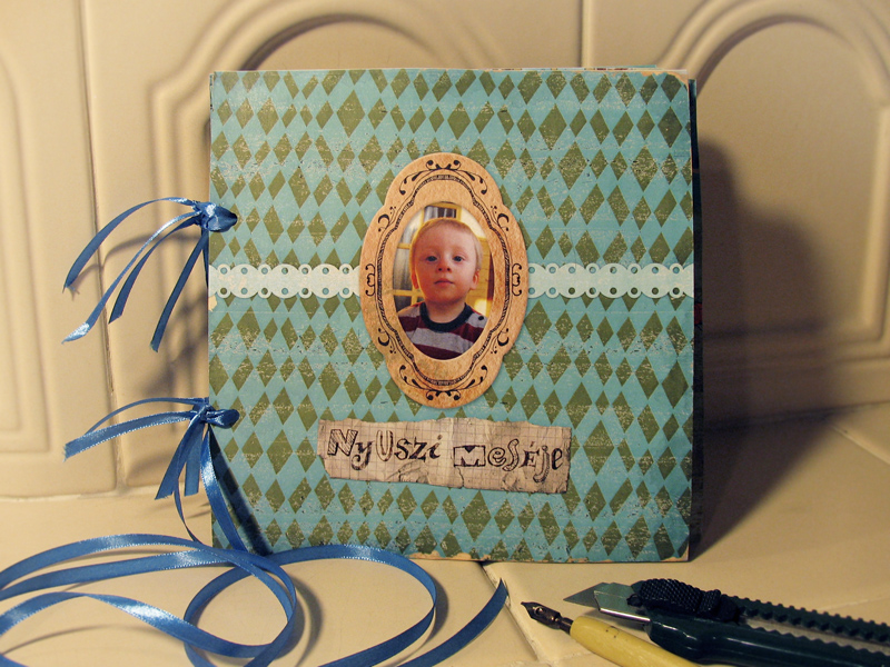 Handmade Personalized Storybook