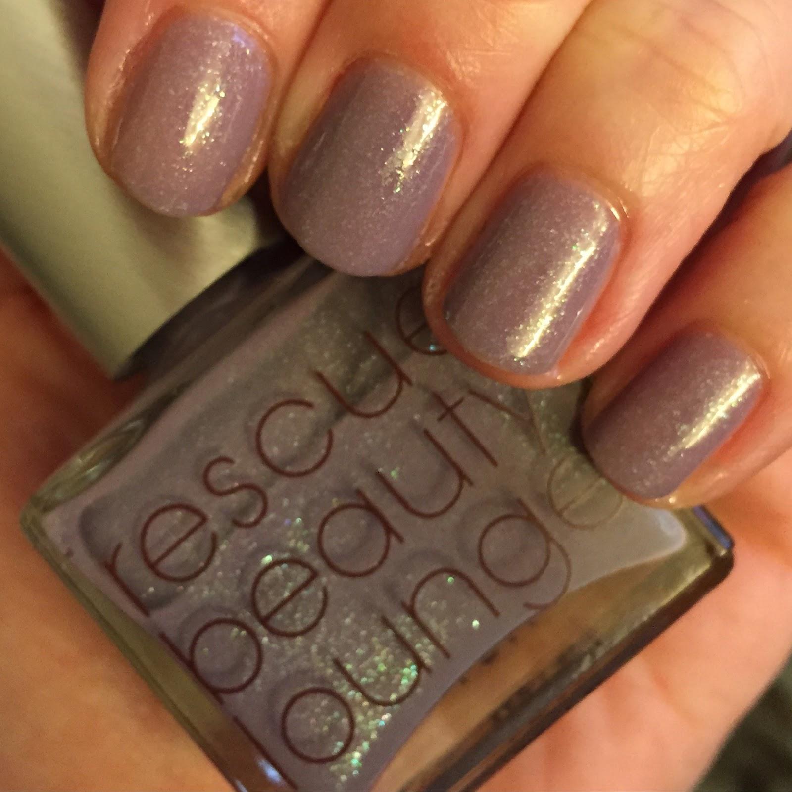 The Beauty of Life: My New Nail Polish Love: Rescue Beauty Lounge ...