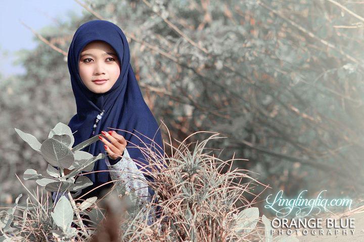 kumpulan gambar foto wanita islami