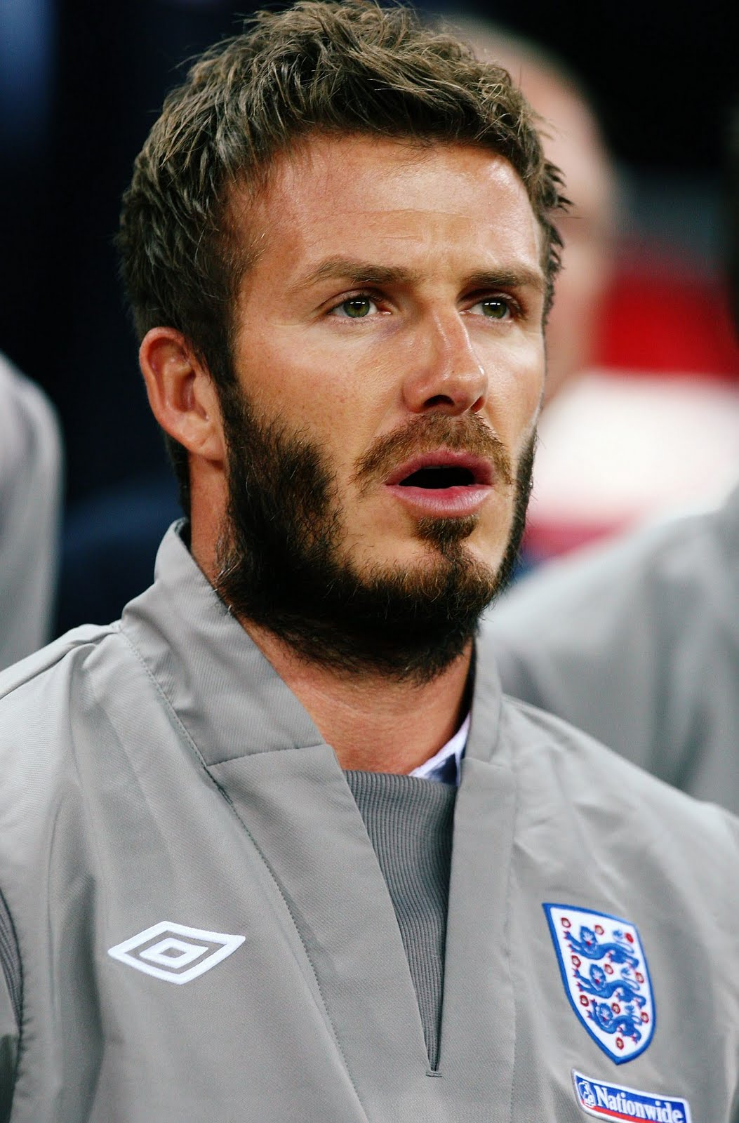David Beckham Straight Short Hairstyle Picture Homecoming Hairstyles