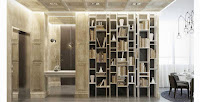 Modern decorative shelves  Make A Brave Look With Shelves