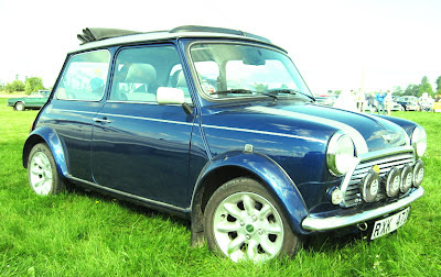 Magic Mini Cooper Last Edition Spell to Sell your Car Old car antique