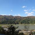 山,森林,津軽ダム〈著作権フリー無料画像〉Free Stock Photos