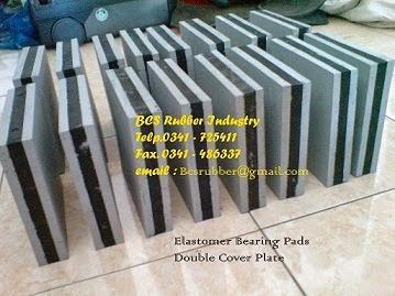 - Product Seismic Rubber Bearing Pads (Karet Tahan Gempa),Peredam Gempa Bantalan