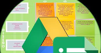 Evaluar los proyectos con RÚBRICAS, apoyados por Google Forms
