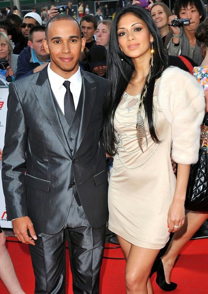 Report Nicole Scherzinger Finally Said Yes To Lewis Hamilton