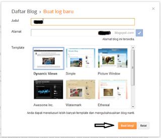 Cara+Membuat+Blog7 Cara Membuat Blog Gratis Terbaru 2013