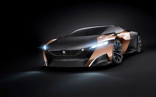 203-Peugeot Onyx Concept Car 2015 HD Wallpaperz