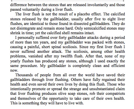 liver and gallbladder flush andreas moritz pdf