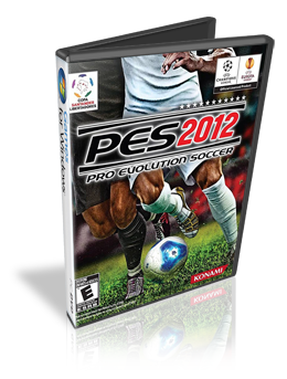 Download Pro Evolution Soccer 2012 PC Completo Reloaded + Crack 2011