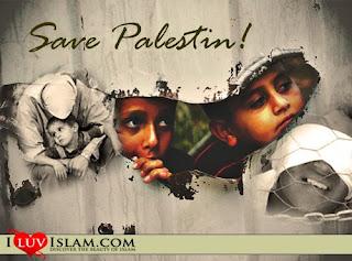 Save Palestina!