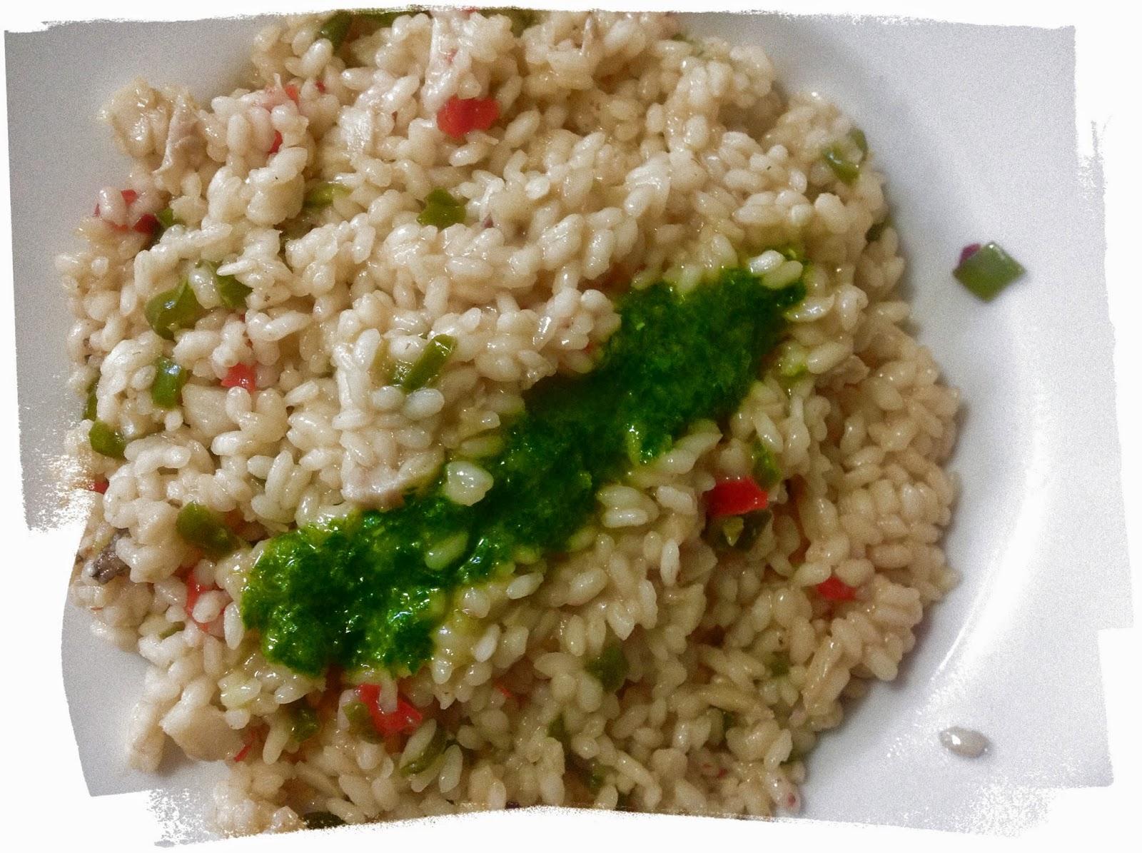 Cocer cantar arroz con bacalao - Arroz con bacalao desmigado ...