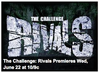 MTV Challenge Rivals, Derrick Kosinski Podcast