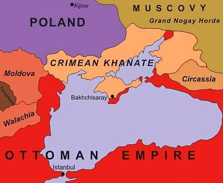 Los Tártaros de Crimea - Blog Geografía Política