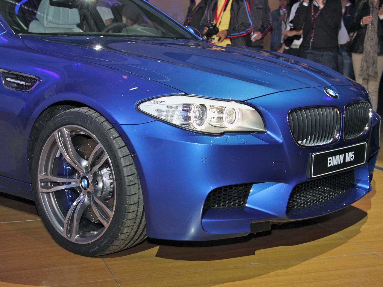 2012 Bmw M5 Uneviled At Nurburgring 24 Hour Vivid Car