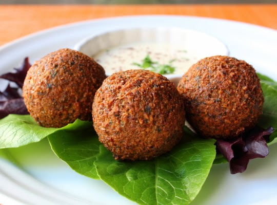 Falafel – The Opposite of How These Will Make You Feel