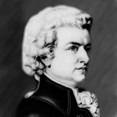 Imagen de Mozart