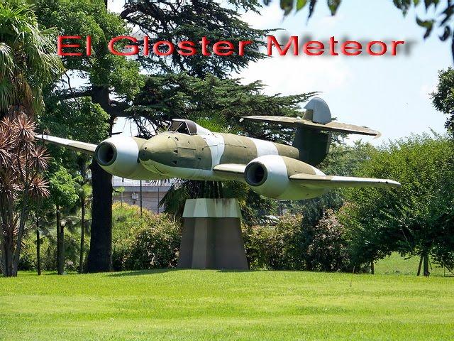 El Gloster Meteor