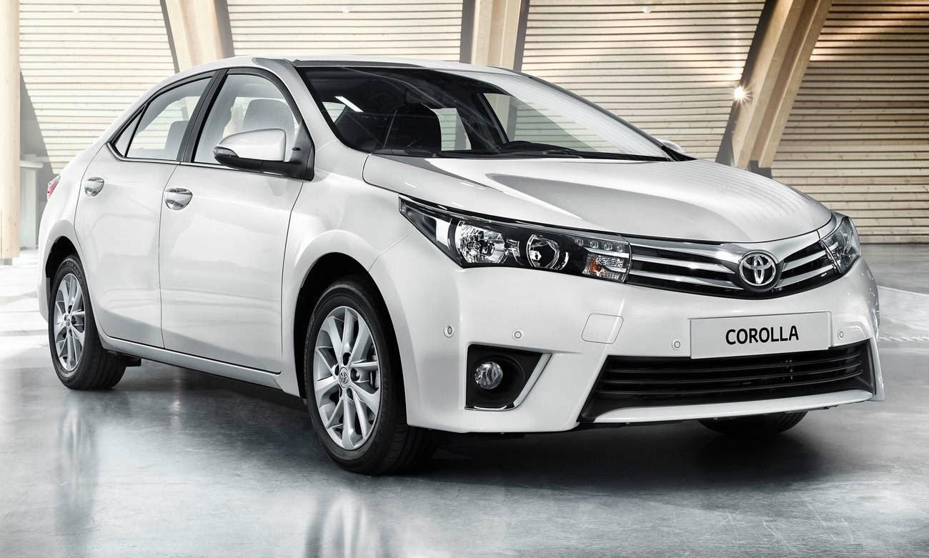 La nouvelle Toyota Corolla 2014