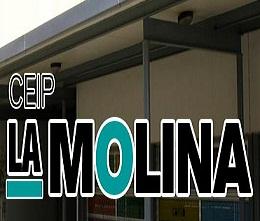 Web oficial del CEIP La Molina