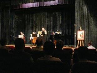 Artyści naszej dzielnicy - koncert