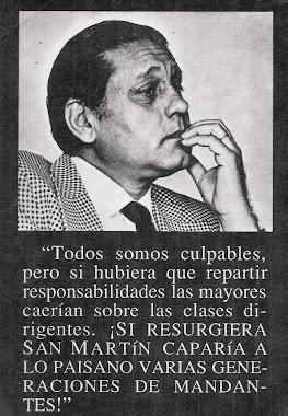 EL PENSAMIENTO VIVO DEL DR. RENÉ FAVALORO.