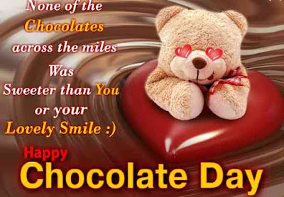 chocolate day messages for whatsapp