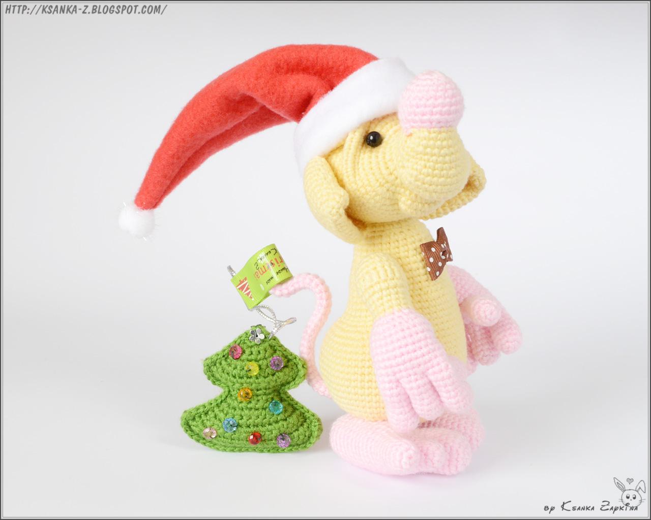 мышь крючком, вязанная мышка, амигуруми, игрушки крючком, вязаные игрушки, игрушки ручной работы