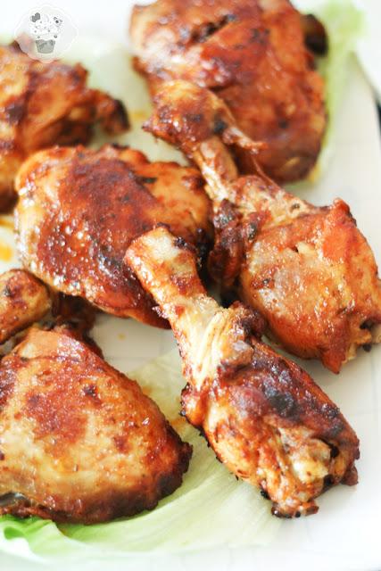 przepis na udka z kurczaka, udka z kurczaka w miodzie, udka w miodzie