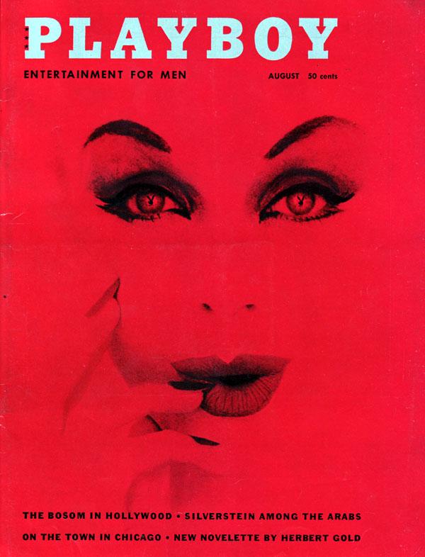 Playboy August 1959 Magazine