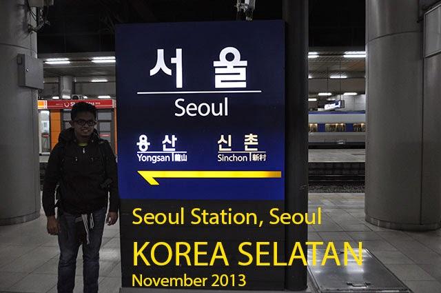 Seoul, KOREA SELATAN 2013
