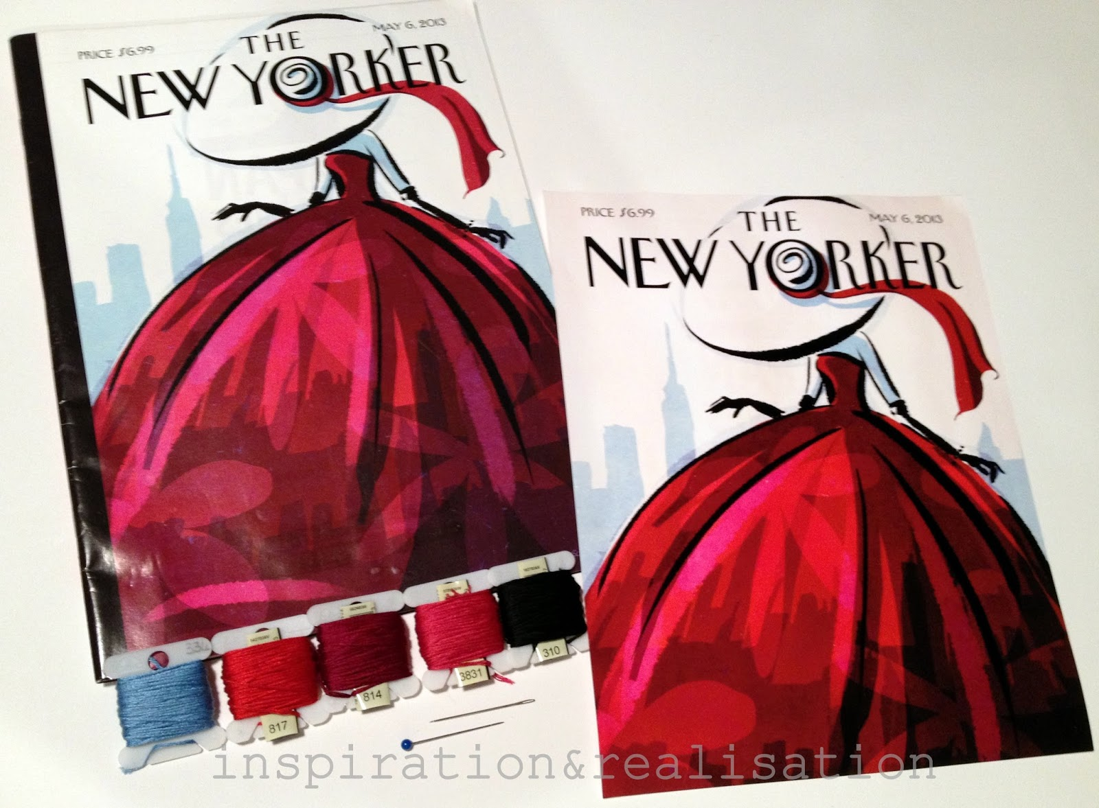 New yorker fashion magazine 96