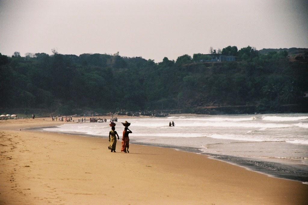 Inde - plage de Gokarna  - Crédit photo : rorytravelsanywhere.com