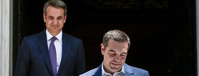 Σςςςς... ο ΣΥΡΙΖΑ κοιμάται...