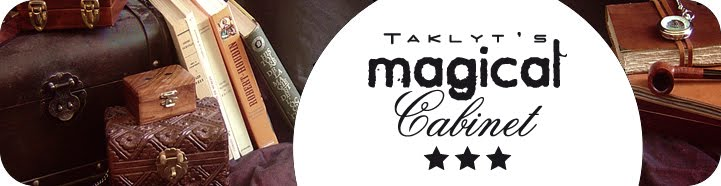 Taklyt's Magical Cabinet - Le Blog de Taklyt