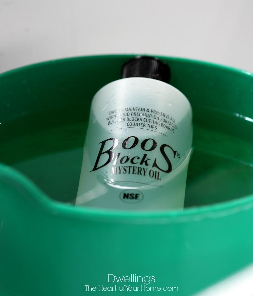 boos mystery oil