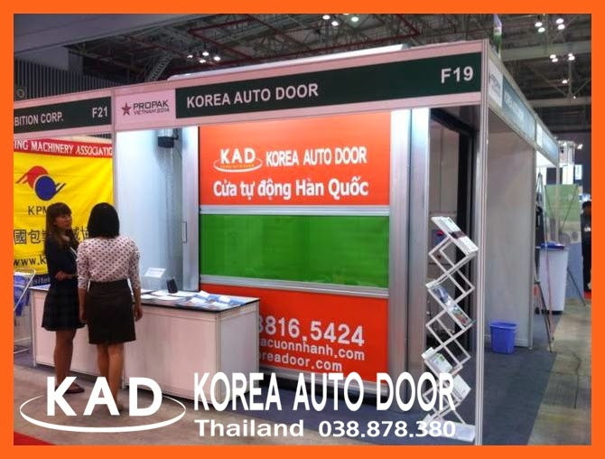 high speed door is very popular among the vietnam, and thailand people