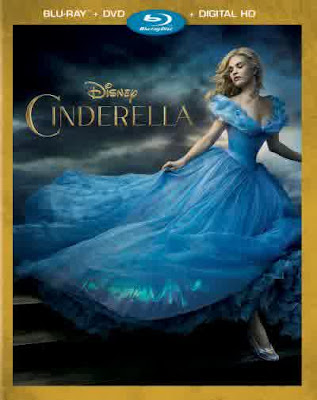 Cinderella (2015) BluRay
