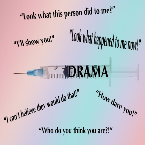 addicted to drama text
