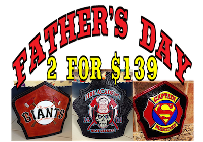 Father's Day Special - Two Fire Helmet Shields for $139 Delivered